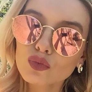 """""""Rhiannon"""" Retro Pink Sunglasses 💕"""